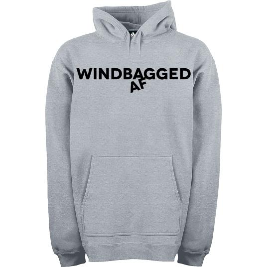 WINDBAGGED